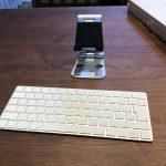 【iPad/Pro】Nulaxy タブレットスタンドを使ってみた
