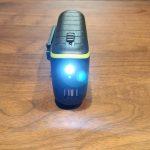 【太陽光&手巻き】モバイル充電器Chargi-Q miniを使ってみた
