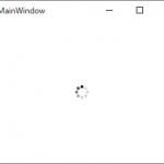 【WPF】リソースからアニメーションGIFを表示する方法
